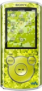 Sony NWZE463GRN Walkman MP3 Player