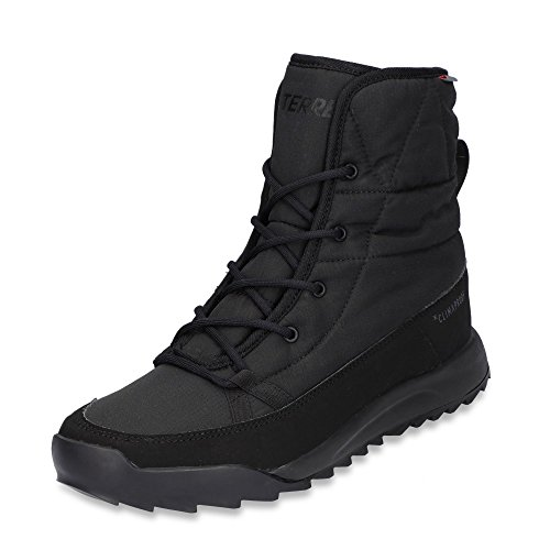 adidas Damskie buty zimowe Terrex Choleah Padded Cp, 43,3 EU, czarny - Core Black Core Black Grey - 40 EU