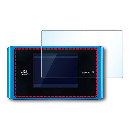 WHO UQ WIMAX AU Speed Wi-Fi NEXT WX04 NAD34S 専用ガラスフィルム WIFI ルーター モバイル ルーター 保護フィルム 9H 0.33MM ラウンドカット GF-WX04