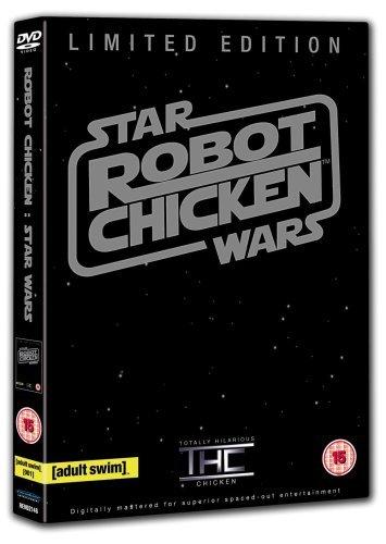 Star Wars: Robot Chicken [DVD] [Edizione: Regno Unito]
