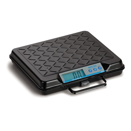 Salter Brecknell GP100 Electronic General Purpose Bench Scale with LCD Display, 100 lbs Capacity