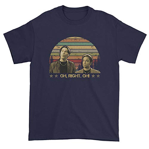 Zoko Apparel Oh Right Oh Vintage - Camisa unisex