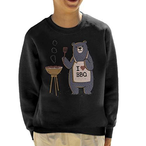Cloud City 7 Bear Grill I Love BBQ Kid