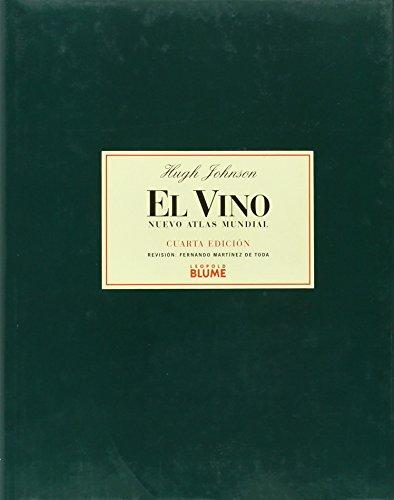 El Vino. Nuevo Atlas Mundial