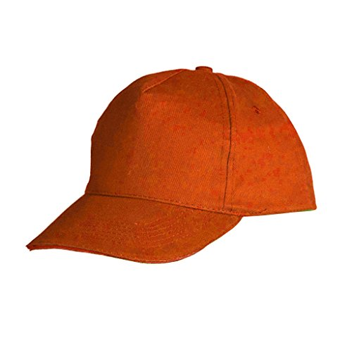 SOLS Sunny - Casquette de Baseball - Adulte Unisexe (Taille Unique) (Orange)