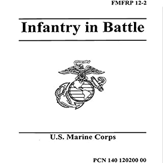 Infantry in Battle                   By:                                                                                                                                 U.S. Marine Corps                               Narrated by:                                                                                                                                 Clay Willison                      Length: 9 hrs and 44 mins     5 ratings     Overall 3.0