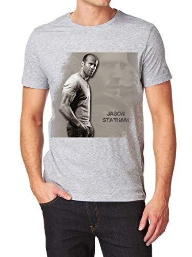 Jason Statham Men\'s T-Shirt Fruit of The Loom Print by EPSON