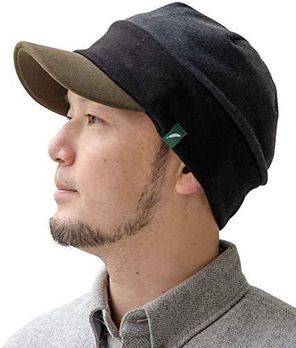 nakota ナコタ スウェットワークキャスケット 【トライカラーC】Lサイズ(頭周り約57~60cm) 帽子 キャップ ...