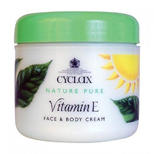 Crema Nature Pure con vitamina E para la cara y el cuerpo, 300ml