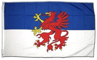 XXL Flagge Fahne Pommern 150 x 250 cm