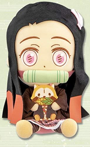 【竈門禰豆子・ラスカル】鬼滅の刃×ラスカル コラボ BIG ぬいぐるみ Vol.1 ねずこ ねづこ