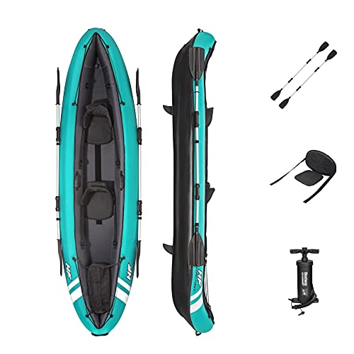 "Bestway Hydro-Force 10'10"" x 34""/3.30 m x 86 cm Ventura X2 Kayak, Multicolor, Talla única"