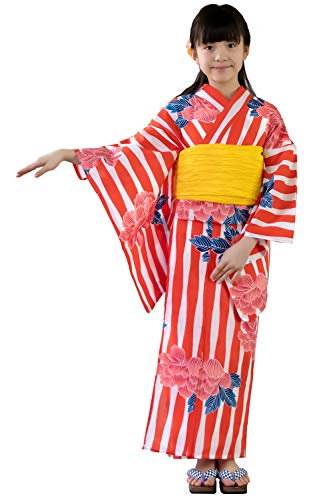 KYOETSU『浴衣3点セットガールズレトロB』