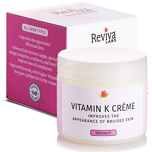 Revive Labs Vitamin K Cream, 2 oz New Look!