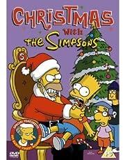 Christmas With The Simpsons [Edizione: Regno Unito] [Italia] [DVD]