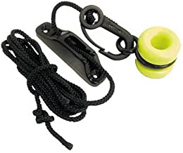 Scotty #3025 Downrigger Weight Retriever w/ Snap, Fairlead Cleat & 78-Inches of Cord
