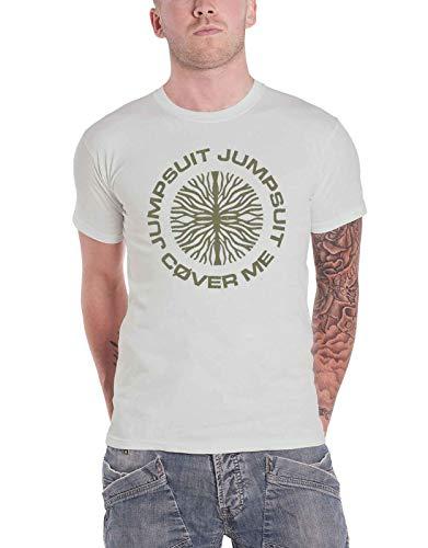 Twenty One Pilots T Shirt offiziell Trench Jumpsuit Seal Band Logo Nue Herren