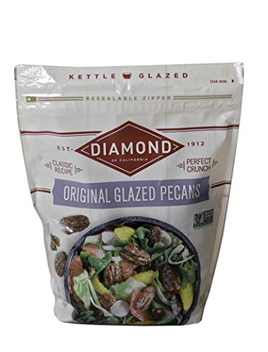 Diamond of California Original Glazed Pecans, 32-Ounce