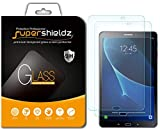 (2 Pack) Supershieldz for Samsung Galaxy Tab A 10.1 (SM-T580 and SM-T587 Model Only 2016 Release) Screen Protector, (Tempered Glass) Anti Scratch, Bubble Free