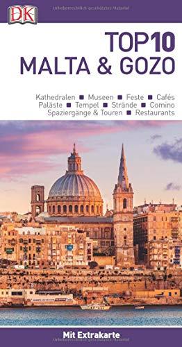 Top 10 Reiseführer Malta & Gozo: mit Extra-Karte und kulinarischem Sprachführer zum Herausnehmen