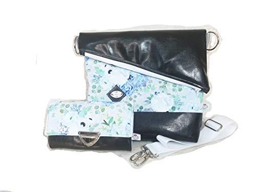 Atelier MiaMia - Handtasche 06 Blumen (Handtasche einzeln)