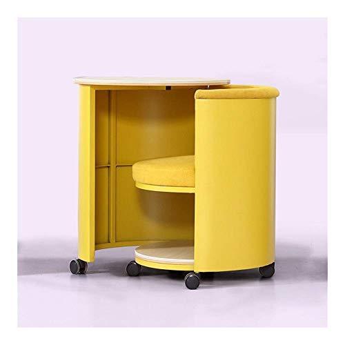 AJH Frame Mobile Metallsofa Klapp Lazy Beistelltisch Kaffee Laptop Stand Rollen Rollen Lagerung für Wohnzimmer Kissen Büro Indoor Sofa