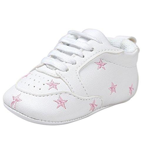 Fossen Recién nacido Bebe Zapatos Cuero artificial