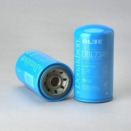 DBL7349 Lube Filter, spin-on full flow Donaldson Blue (Pack of 3) by SUINPLA
