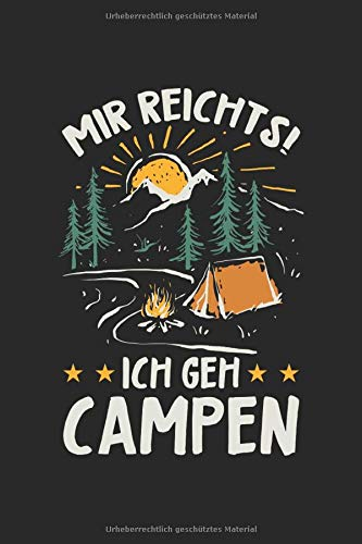 Camping Logbuch: Das beste Reisetagebuch für Camper und Reisende mit Ihrem Wohnwagen, Wohnmobil oder Campingwagen, 120 Seiten, ca DIN A5 (6