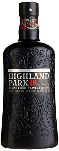 Highland Park 18 Years Old VIKING PRIDE Travel Edition Whisky (1 x 0.7 l)