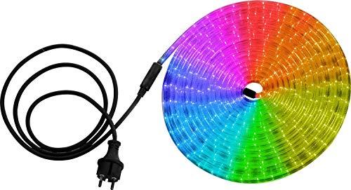 Haute Qualité Tuyau LED en plastique Rouge/jaune/vert/bleu/multicolore LED 0,06 W GLOBO 38976