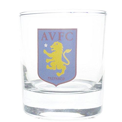 Aston Villa Whisky Tumbler