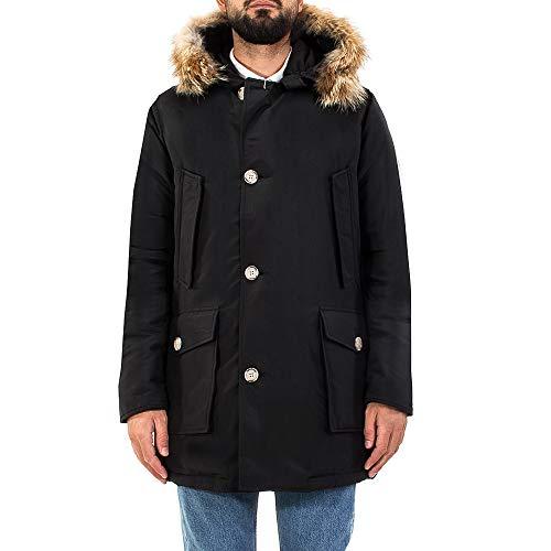 Woolrich Giaccone in Piuma Uomo Artic Nero