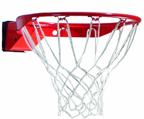 Spalding Arena Slam Breakaway Rim - Orange