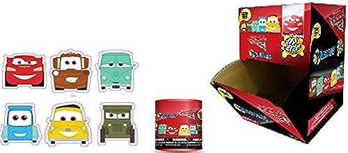 Cars 3 - Mash'ems Kapsel Cars, 35 er Pack
