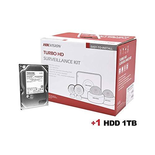 kit cctv hilook fabricante Hikvision