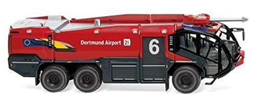 Wiking 062648 FW - Rosenbauer FLF Panther 6x6 Dortmund - Kein Spielzeug!! Miniaturmodell/Sammlerartikel !!
