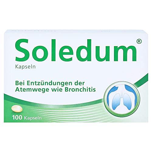 Soledum SOLEDUM 100 mg magensaftresistente Kapseln - 100 St Kapseln magensaftres