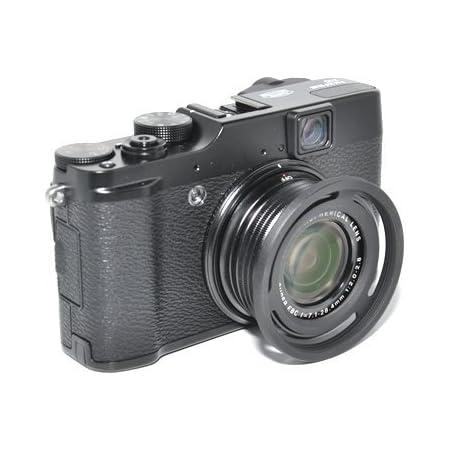 Sonnenblende Und Filteradapter Für 52 Mm Filter Kamera