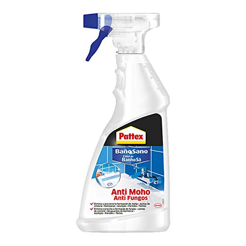 Henkel Limpia anti-moho pantex baño sano 3 (spray) 500ml.