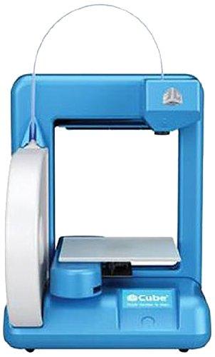 Cubify 385000 2nd Generation Cube 3D Printer - Blue