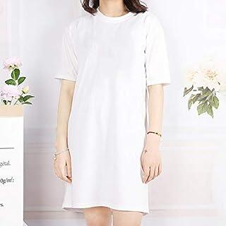 Dresses - Fashion Summer T Shirt Dresses Women Clothes 2020 Short Sleeve Dress Casua Print Women Summer Dresses Casual (bl...