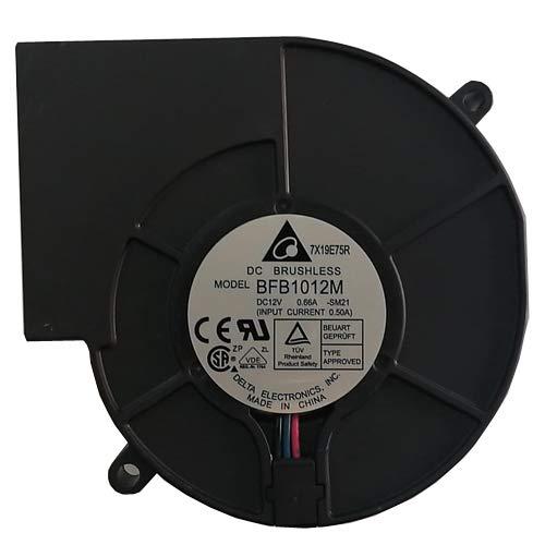 Desconocido Ventilador BFB1012M, Teka IR 3200 VR01, SM21