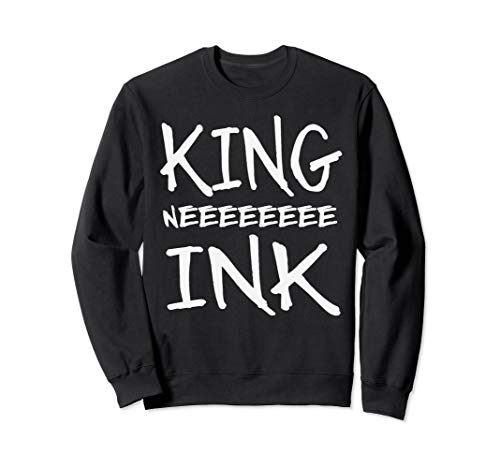 KING # INK | Sweatshirt
