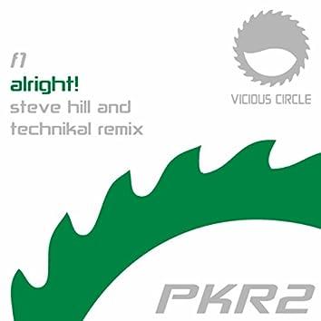 Alright! (Steve Hill vs Technikal Remix)