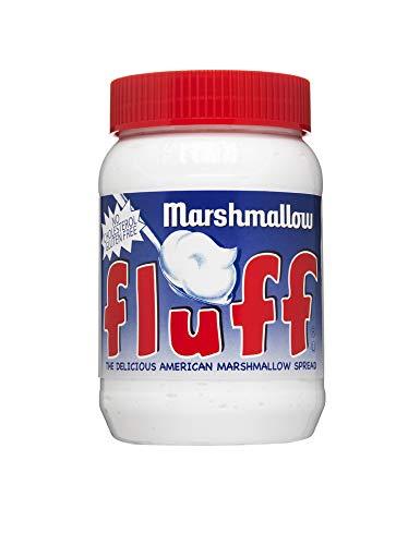 Fluff Fluff Marsmallow Vanille - süßer Brotaufstrich - made in USA, 12er Pack (12 x 213 g)