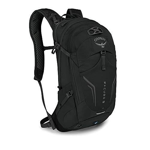 Osprey Syncro 12 Pack Multi-Sport Hommes - Pack Sport - Noir (Black (O/S))