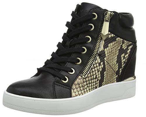 ALDO Damen AILANNA Hohe Sneaker, Mehrfarbig (Natural Print 964), 37 EU