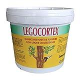 Legocortex: Mastice per Innesti e Potature con Azione Antimicotica, Antibatterica e Cicatrizzante - vaso 1 Kg