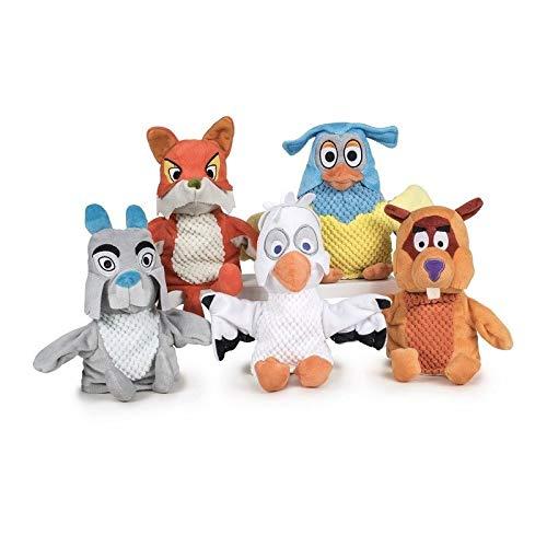 Famosa - Peluche Croniche di Fabulandia sono anche marionette 5 animali sdo(0).